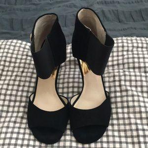 Michael Kors Black Heels